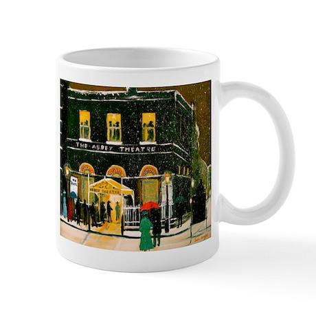 The Abbey Theatre Mug
