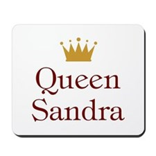 Queen Sandra Mousepad
