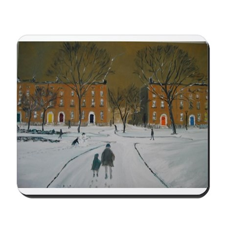 Parnell Square Mousepad