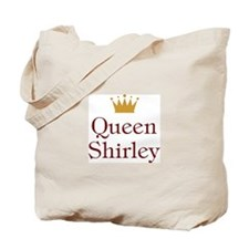 Queen Shirley Tote Bag