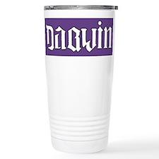 Darwin Is Wrong Thermos Mug
