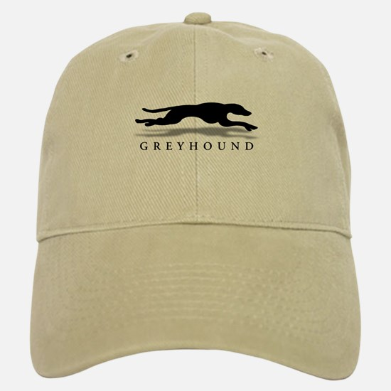 Greyhound Baseball Baseball Cap