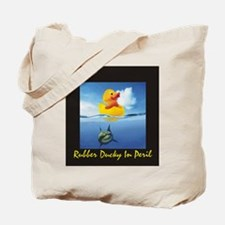 Funny Duckys Tote Bag