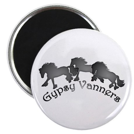 Gypsy Silhouettes Magnet