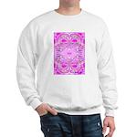 Pink Butterflies Sweatshirt