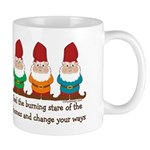 Burning Stare of The Gnomes Mug