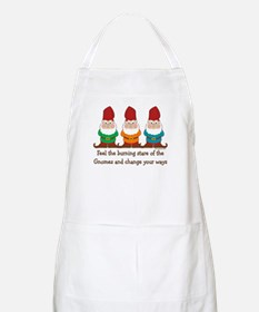 Burning Stare of The Gnomes Apron