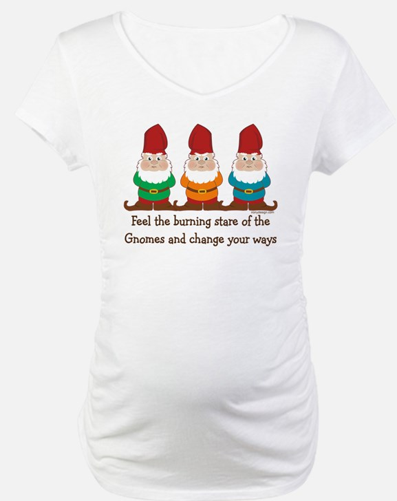 Burning Stare of The Gnomes Shirt