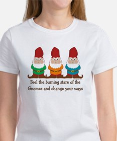 Burning Stare of The Gnomes Tee