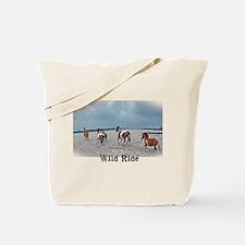 Unique Assateague Tote Bag