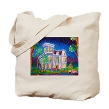 Evening at the Bee Hive Tote Bag