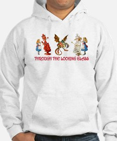 THROUGH THE LOOKING GLASS Hoodie