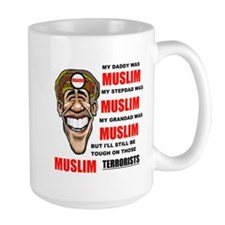 BARACK HUSSEIN Mug