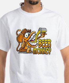Beer Monkey @ eShirtLabs.Com Shirt