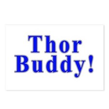 Thor Buddy! Postcards (Package of 8)