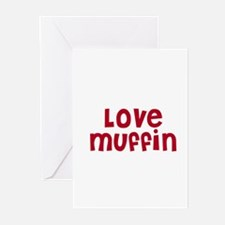 Love Muffin Greeting Cards (Pk of 10)