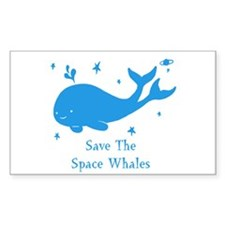 space whale2 Decal