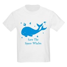 Cute Save whales T-Shirt