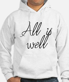 All is well Hoodie