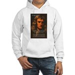 Sir Isaac Newton Space Hooded Sweatshirt