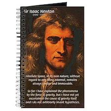 Sir Isaac Newton Space Journal
