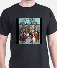 Commedia dell' Arte T-Shirt