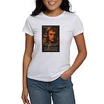 Sir Isaac Newton Space Women's T-Shirt