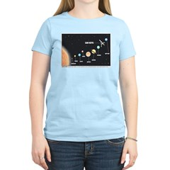 Car Keys Lost In Space T-Shirt
