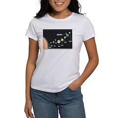 Car Keys Lost In Space Women's T-Shirt