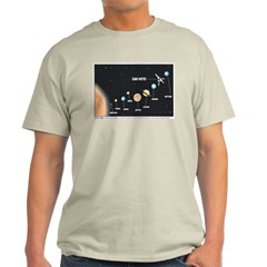 Car Keys Lost In Space T-Shirt