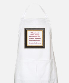 When I Get aALittle Money Apron