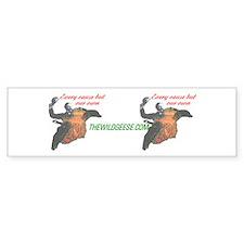 The Wild Geese - Bumper Bumper Sticker
