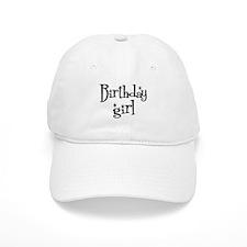 Birthday Girl Baseball Cap