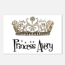 Princess Avery Postcards (Package of 8)