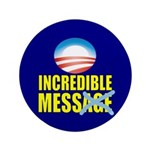 "Incredible Mess 3.5"" Button (100 pack)"