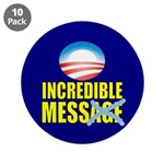 "Incredible Mess 3.5"" Button (10 pack)"