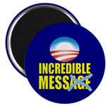 "Incredible Mess 2.25"" Magnet (10 pack)"