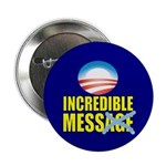 "Incredible Mess 2.25"" Button"