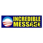 Incredible Mess Sticker (Bumper 10 pk)