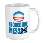 Incredible Mess Large Mug
