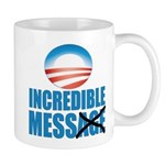 Incredible Mess Mug