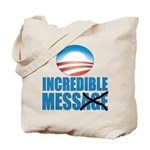 Incredible Mess Tote Bag