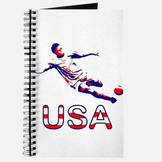 USA Soccer 2010 Journal