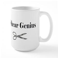 Shear Genius Mug