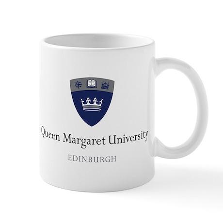 Queen Margaret University Mug