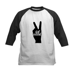 Peace of Mind Gear Kids Baseball Jersey