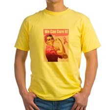 Rosie the Riveter Breast Canc T