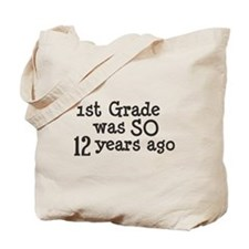 12 Years Ago Tote Bag