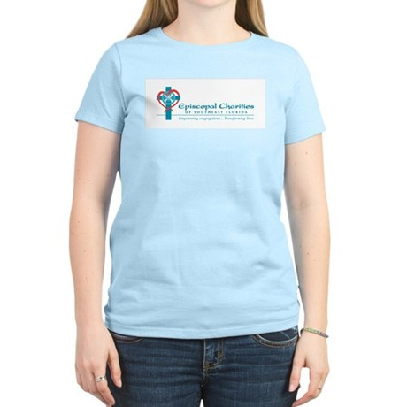 Episcopal Charities Women's Light T-Shirt