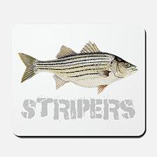 Fat Stripers Mousepad